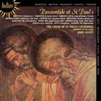 Passiontide at St. Pauls (Music CD)