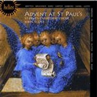 Advent at St. Pauls (Music CD)