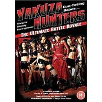 Yakuza Hunters 1-The Ultimate Battle Royale