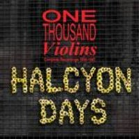 One Thousand Violins - Halcyon Days (Music CD)