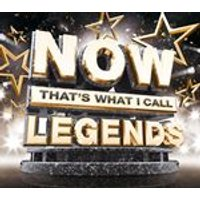 Various Artists - NOW Thats What I Call Legends (2 CD) (Music CD)