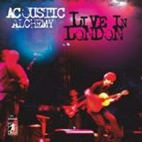 Acoustic Alchemy - Live in London (Music CD)