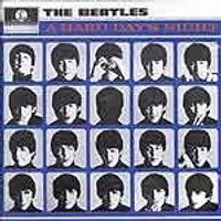 The Beatles - A Hard Days Night (Music CD)