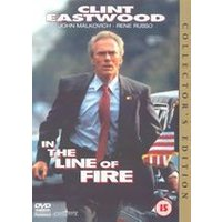 In The Line Of Fire (Collectors Edition)