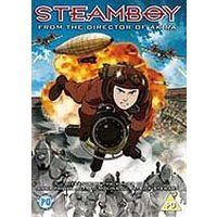 Steamboy (Animated)