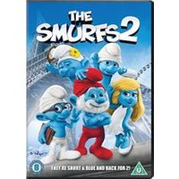 The Smurfs 2 (DVD + UV Copy)