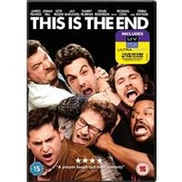 This is the End (DVD + UV Copy)