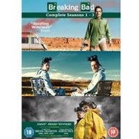 Breaking Bad - Season 1-3