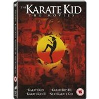 Karate Kid / The Karate Kid Part 2 / The Karate Kid Part 3