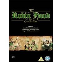 The Robin Hood Collection - The Bandit of Sherwood Forest / Rogues of Sherwood Forest / Sword of Sherwood Forest