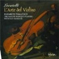 Locatelli: (L)Arte del Violino (Music CD)