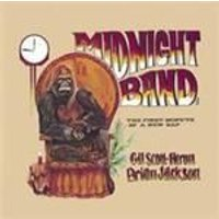 Gil Scott-Heron & Brian Jackson - Midnight Band (The First Minute Of A New Day) (Music CD)
