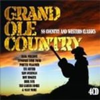 Various Artists - Grand Ole Country (Music CD)