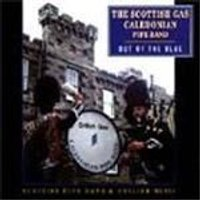 Scottish Gas Caledonian Pipe Band (The) - Out Of The Blue