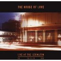 House of Love (The) - Live At The Lexington 13.11.13 (Live Recording/+DVD)