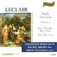 Leclair: Violin Concertos, Volume 2