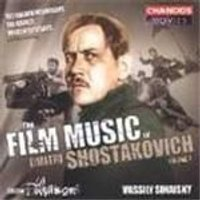 Shostakovich: Film Music, Vol 2