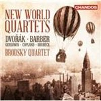 New World Quartets (Music CD)