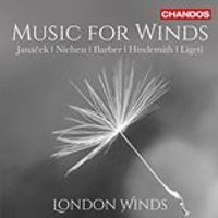 Music for Winds (Music CD)