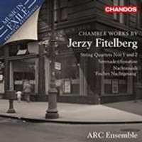 Chamber Works by Jerzy Fitelberg (Music CD)