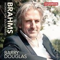 Brahms: Works for Solo Piano, Vol. 5 (Music CD)