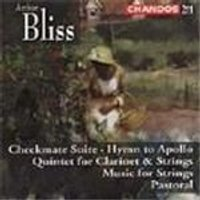 Bliss: Orchestral & Vocal Works