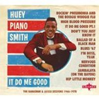 Huey Piano Smith - It Do Me Good (The Banashak/Sansu Sessions) (Music CD)