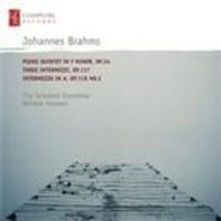 Brahms: Piano Quintet; Intermezzi (Music CD)
