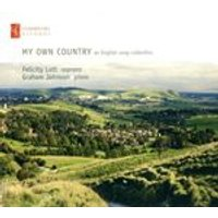 My Own Country (Music CD)