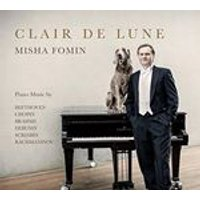 Clair de Lune (Music CD)