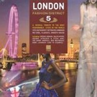 Various Artists - London Fashion District, Vol. 5 (Music CD)