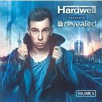 Hardwell - Revealed Volume 5 (Music CD)