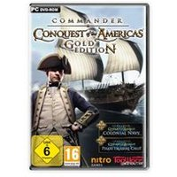 Commander: Conquest of the Americas Gold (PC)