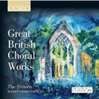 Great British Choral Works (Music CD)