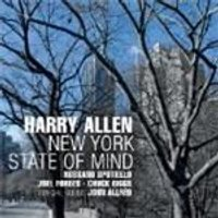 Harry Allen - New York State Of Mind (Music CD)
