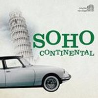 Various Artists - Soho Continental (Music CD)