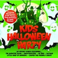 Various Artists - Kids Halloween Party (Music CD)