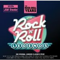 Various Artists - [The Rock N Roll Years] Rock n Roll Legends (Music CD)