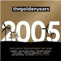 Various Artists - Golden Years (2005) (Music CD)