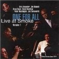 One For All - Live At Smoke Vol.1