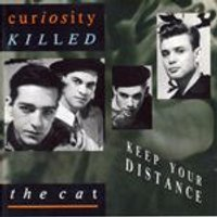 Curiosity Killed The Cat - Keep Your Distance (Music CD)