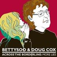 Bettysoo - Across The Borderline (More Lies) (Music CD)