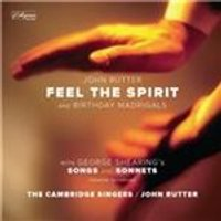 Feel The Spirit (Music CD)