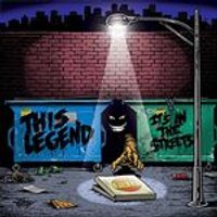 This Legend - Its In The Streets (Music CD)