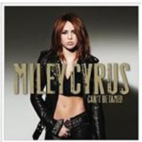Miley Cyrus - Cant Be Tamed (Music CD)