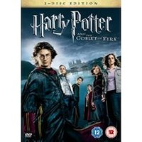 Harry Potter And The Goblet Of Fire (2 Discs)