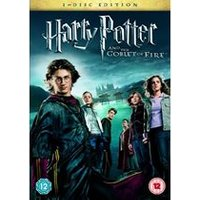 Harry Potter And The Goblet Of Fire (1 Disc)