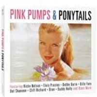 Various Artists - Pink Pumps & Ponytails (Music CD)