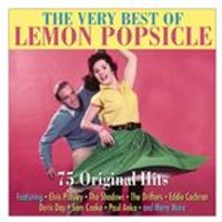 Various Artists - The Very Best Of Lemon Popsicle (Music CD)