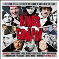 Various Artists - Kings of Comedy (Music CD)